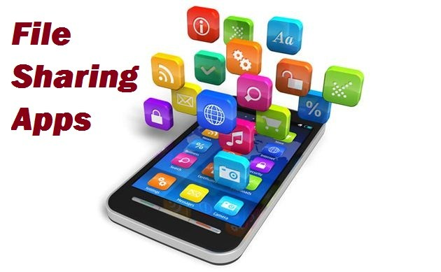 file sharing apps for Android