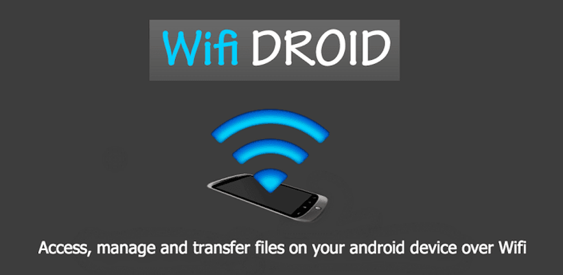 Wifi Droid File Sharing Apps For Android