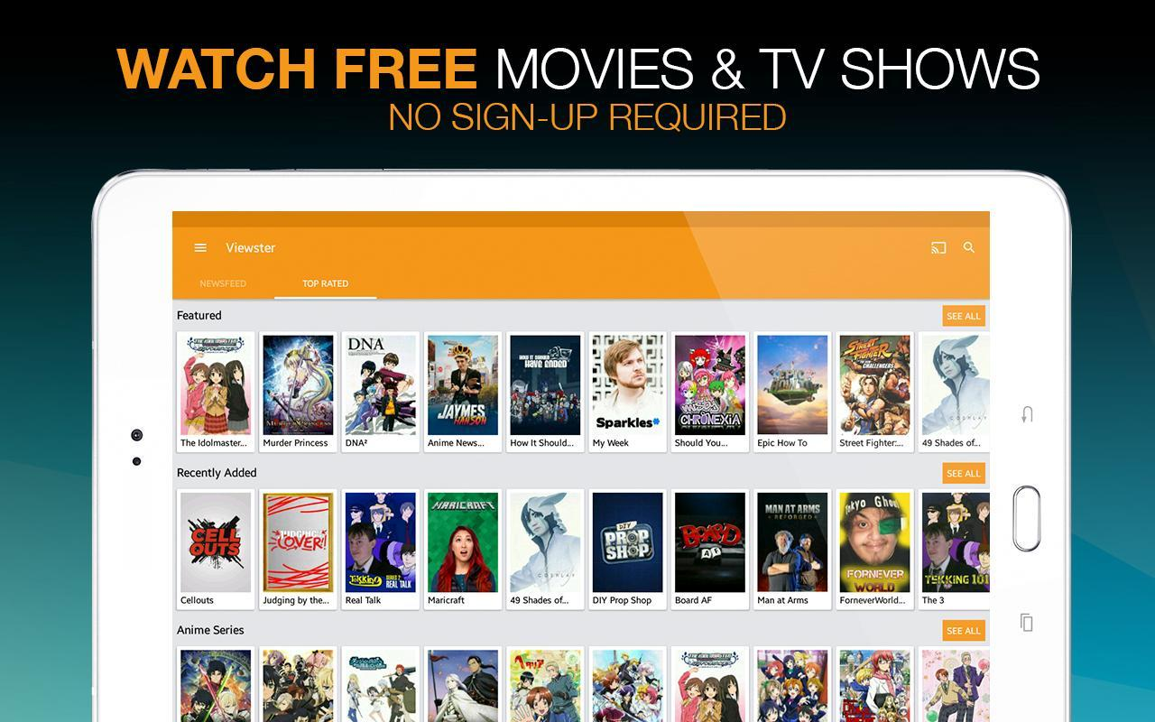 Viewster For Watch Movies Online